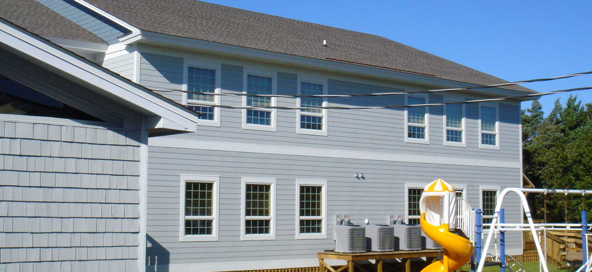New Ocracoke Classroom
