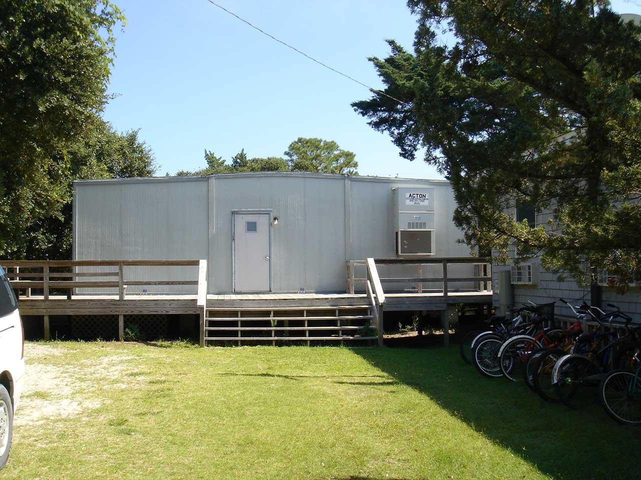 Ocracoke – Former Classroom Building