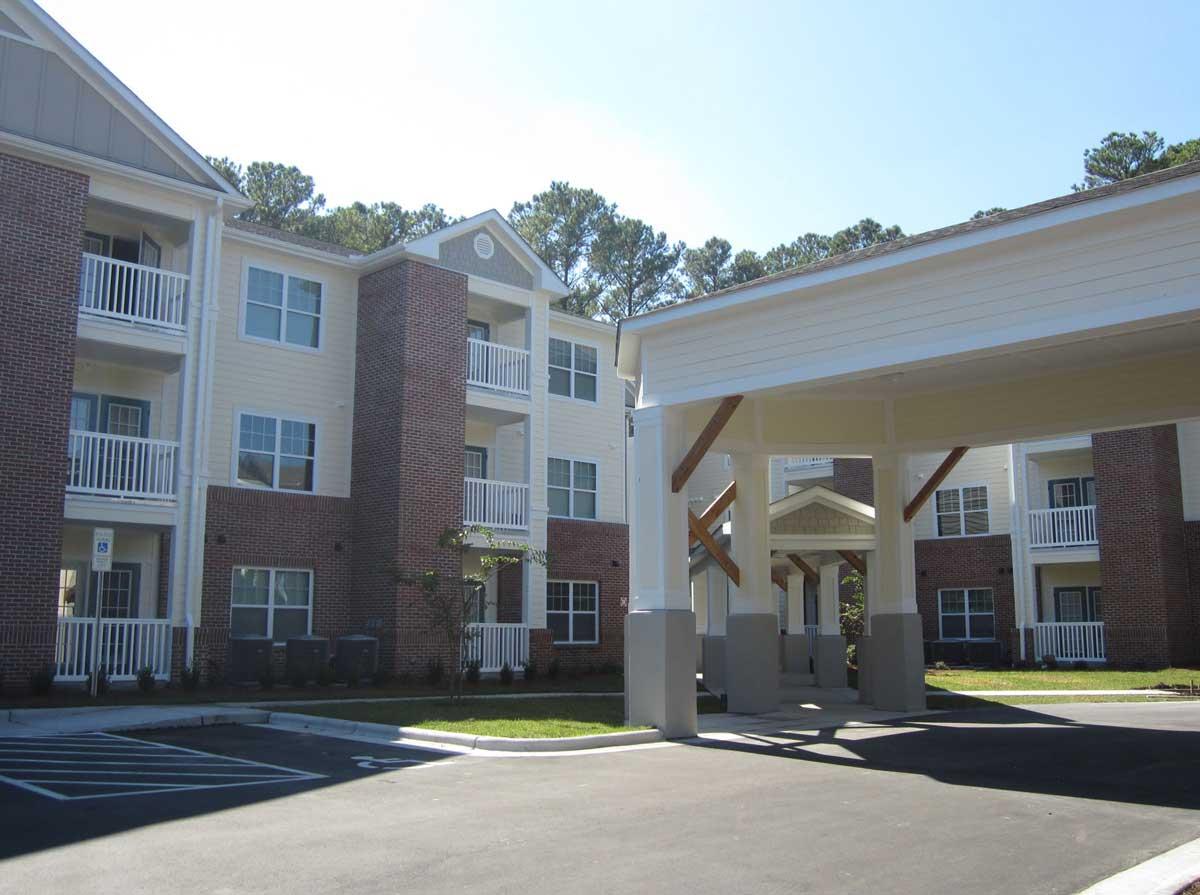 Lake Ridge Commons Senior Apartments