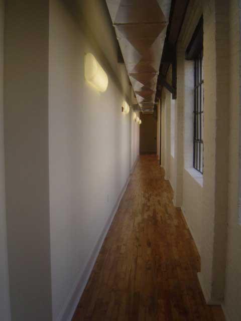 New Tenant Corridor